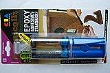 Epoxidharz Komponenten-Härter+Kleber 2x12ml Metall Alu Eisen Stahl bis 90°C