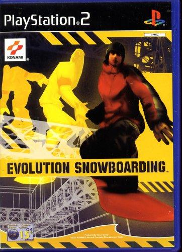 Konami Evolution Snowboarding