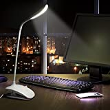 #3: ORIginaly Taiwan, clip Touch Control LED table lamp/Study Lamp/Night Lamp with 18 LEDS, 3 brightness levels
