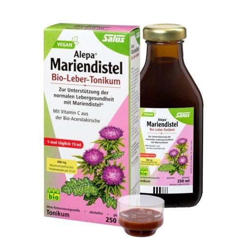 Alepa® Mariendistel Bio-Leber-Tonikum (0.5 L)