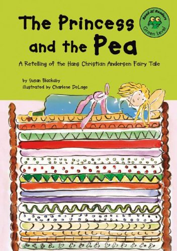 The Princess and the Pea: A Retelling of the Hans Christian Andersen Fairy Tale (Read-It! Readers)
