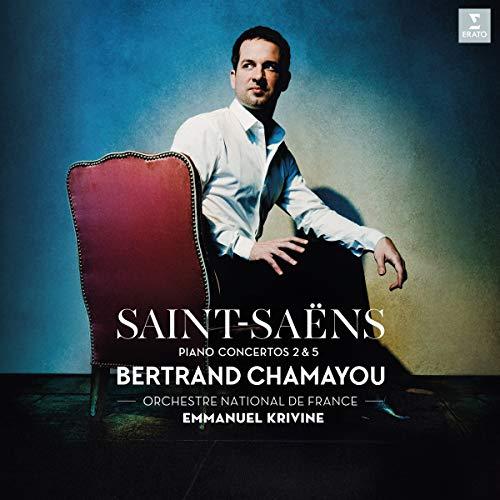 Saint-Saens : Concertos pour Piano N°2 & 5