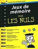 Jeux de mémoire poche pour les Nuls...