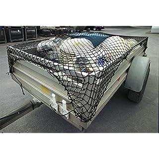 Anhänger- und Gepäcknetz 2 x 3 m, Maschengröße 5 x 5 cm