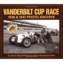 Vanderbilt Cup Race 1936 and 1937 Photo Archive (Photo Archives)