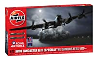 Airfix 1:72 Avro Lancaster B.III The Dambusters Aircraft Model Kit