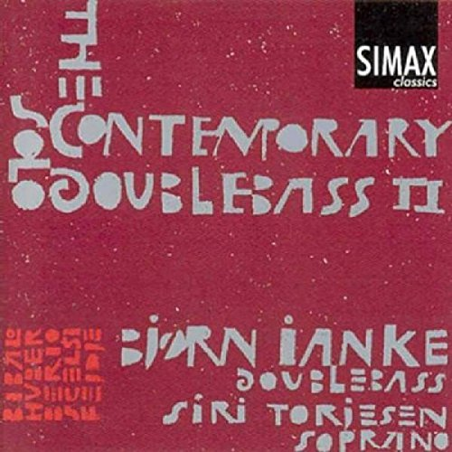 La Contrebasse Contemporaine, Vol. 2. Ianke.