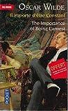 Il importe d'être constant -The Importance of Being Earnest (édition bilingue) - Pocket