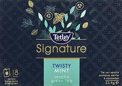 Tetley Enveloppes
