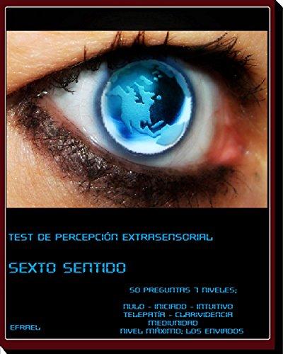TEST DE PERCEPCIÓN EXTRASENSORIAL: SEXTO SENTIDO
