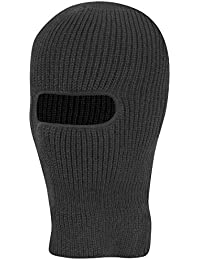 Jack Pyke Open Face Balaclava Thinsulate Lined Winter Hiking Hunting Black