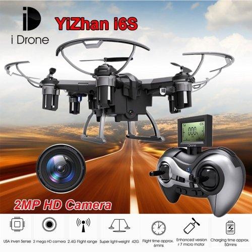 Yizhan I Drone I6S 6-assi giroscopio 4-canali 2.4GHz RC mini cuadricóptero Drone...