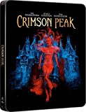 Crimson Peak 2016 - UK Exclusive Limited Edition Steelbook Limited to 3000 copies Blu-ray