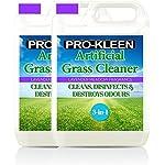 Pro-Kleen Lavender 2 x 5 Litres Artificial Grass Disinfectant Outdoor Cleaner + Deodoriser 3
