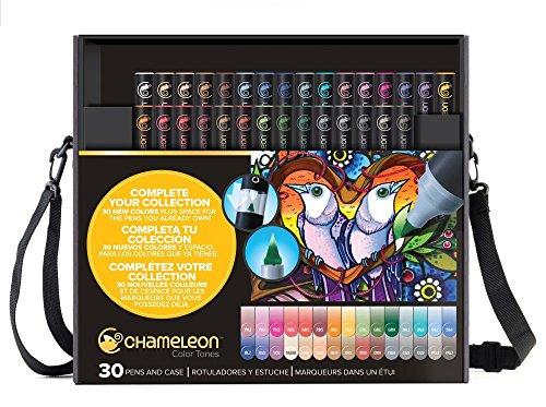 Chameleon Marker Set allen 30 neuen Stiften
