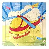 Toddler Toys,Clearance Yaohxu Kids Puzzles Toys, Wooden Animals Fancy Education and Learning Intelligence Toys Jigsaw Puzzles