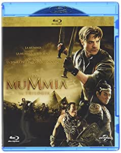 La Mummia: La Trilogia (3 Blu-Ray)