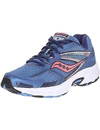 Saucony Cohesion 9 W - Zapatillas de running para mujer, multicolor