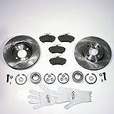 Autoparts-Online Set 60002159 Bremsen + Beläge + Radlager Vorne