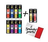 Post-It 683-VAD1 Index Mini Promotion  farblich sortiert
