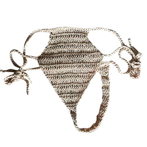 KUKICAT Damen Bikini Retro Stil Polka-Punkt mit Hoher Taille Badeanzug Bikini Set High Waist Zweiteiliger Hohe Bikinihose Langem Volant