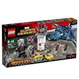 Lego Super Hero Airport Battle, Multi Color