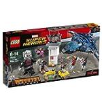 LEGO Super Heroes 76051: Captain Amer...