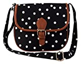 Stylish Sling Bag For Women And Girls (Black) - ELSA