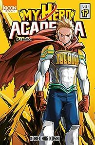 My Hero Academia, tome 17 par Kôhei Horikoshi
