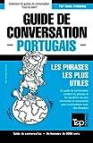 Telecharger Livres Guide de conversation Francais Portugais et vocabulaire thematique de 3000 mots (PDF,EPUB,MOBI) gratuits en Francaise