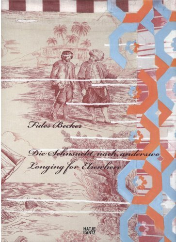 Fides Becker: Longing for Elsewhere by Ohlsen, Nils, Schlenker, Sabine (2007) Hardcover
