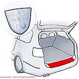 Passend für Seat Alhambra II - Passform Lackschutzfolie Schutzfolie Ladekantenschutz für Ladekante in transparent 150µm