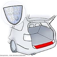Ladekantenschutz, Lackschutzfolie, Schutzfolie in transparent passend für Fahrzeug Modell siehe Beschreibung - 150µm transparent