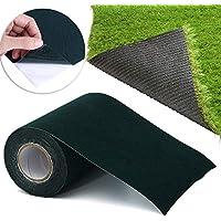 INMOZATA Cinta Adhesiva para Juntas de césped Artificial, Cinta de Costura para césped sintético para conectar alfombras de césped Falsas