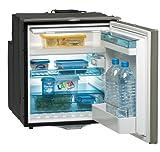 Waeco 9105305617 CoolMatic CR-65 AL Frigorífico de Compresor Empotrable Frontal, Aluminio, 64 Litros, 12/24V