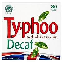 Typhoo Decaffeinated Tea Bags (80)
