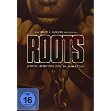 Roots - Box Set - Jubiläums Edition [5 DVDs] Doppelseitig