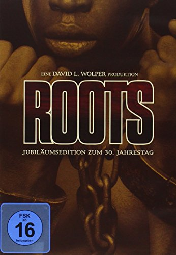 Roots - Box Set - Jubiläums Edition [5 DVDs] Doppelseitig (Gary Dvd Cole,)