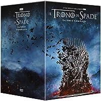 Trono di Spade Stagioni 1-8  (38 DVD)