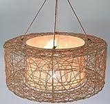 Deckenleuchte Simba / Naturelights Deckenlampen aus Naturmaterialien