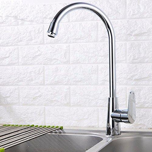 GTVERNHkupfer - Kern - Göttin Windel Bibcock Küchenarmatur Spüle Wasserhahn Tap Kalt - und warmwasser - Tank