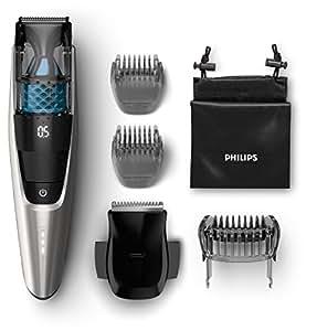 Philips BT7220/15 Tondeuse barbe Series 7000 avec système d'aspiration des poils