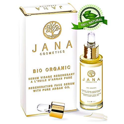 Jana Cosmetics: suero antiedad cara ojosSuero ojos