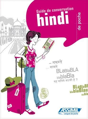 Le hindi de poche par Daniel Krasa