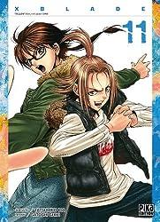 X-Blade Vol.11
