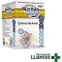 Nutribén NUTRIBEN INNOVA CREMA DE ARROZ 600 G