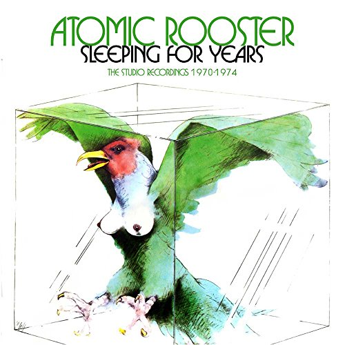 Sleeping For Years Set Classic Rooster