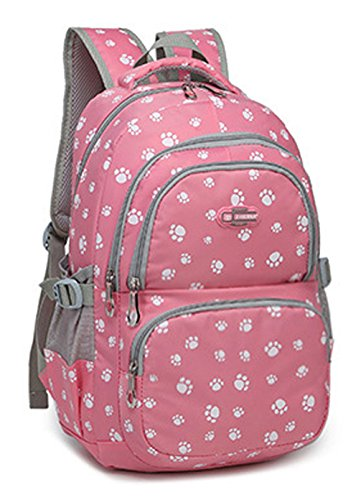 Keshi Nylon neuer Stil Damen accessories hohe Qualität Einfache Tasche Schultertasche Freizeitrucksack Tasche Rucksäcke Orange