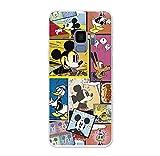 La Casa de Las Carcasas Coque Officielle Disney Mickey, Comic Samsung Galaxy S9