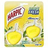 Harpic Rand Block Citrus hygienisch 2x 40g (6Stück)
